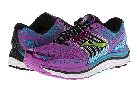 Brooks Glycerin 12 Purple Cactus Flower/Capri Breeze/Black - Zappos.com Free Shipping BOTH Ways