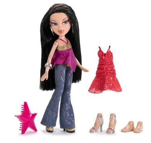 BRATZ DOLL JADE PASSION FOR FASHION | BRATZ MGA ADDS ...