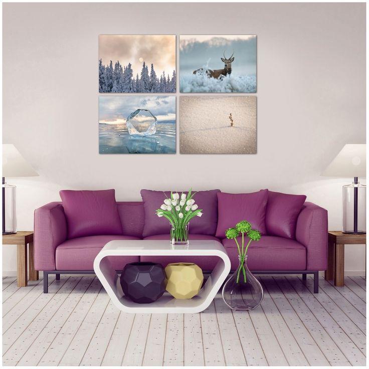 Jeden obraz doda uroku, ale dopiero zestaw dekoracji uczyni pomieszczenie intrygującym. Zacznij zmieniać wnętrze na lepsze z galeriami stylowych obrazów na płótnie w stylu nowoczesnym skandynawskim. Zainspiruj się !