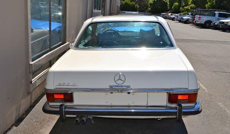 1972 Mercedes Benz 250 for Sale   Classic Cars for Sale UK