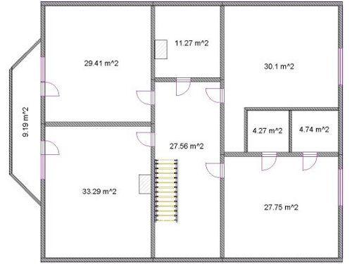 frame-house.eu – Producteur des maisons préfabriquées – Kit fabriqué 265