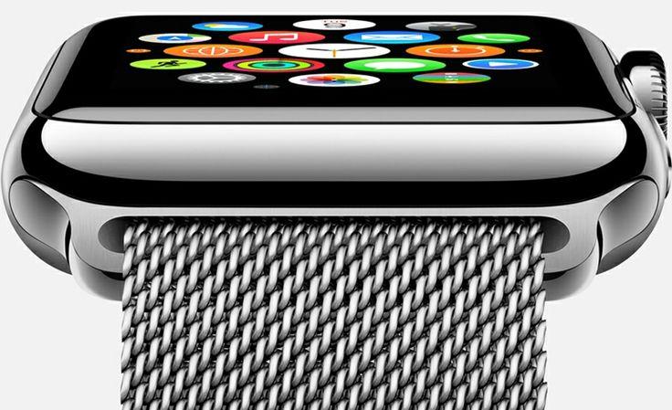 El Apple Watch Sería Lanzado en la Primavera de 2015