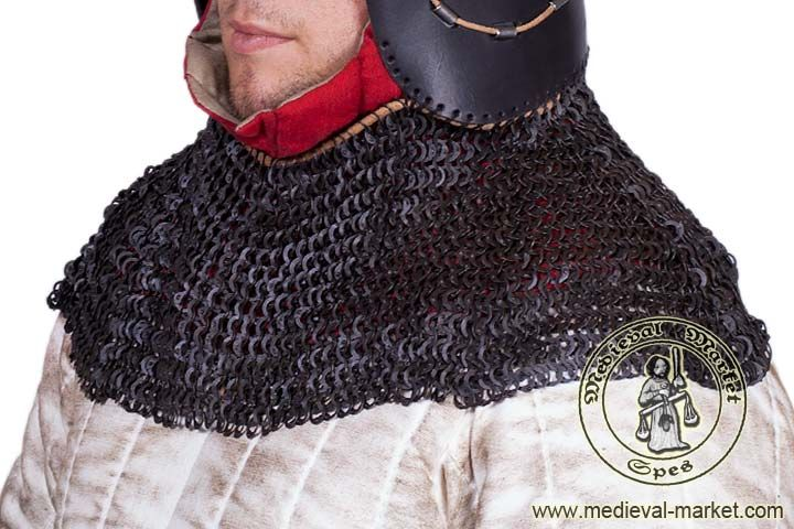 Aventail (round rivets). SPES Medieval Market