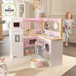 KidKraft® Grand Gourmet Corner Kitchen with 105-piece Food Set - $139.99 at Costco