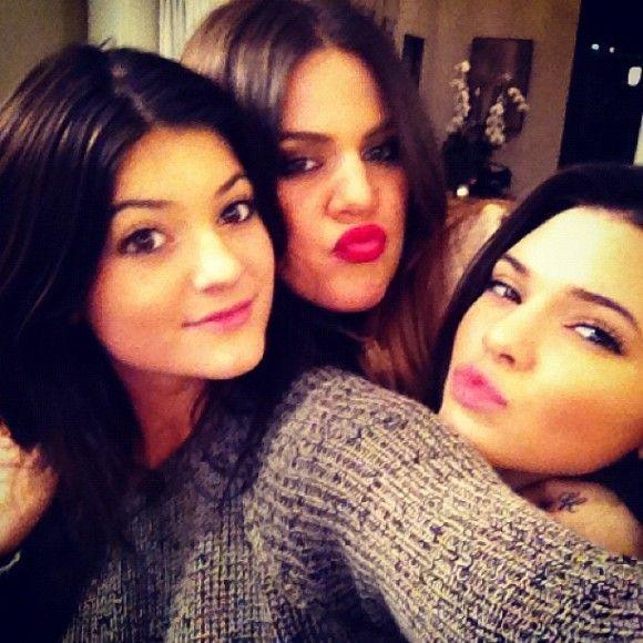 Kylie, Khloe, Kendall
