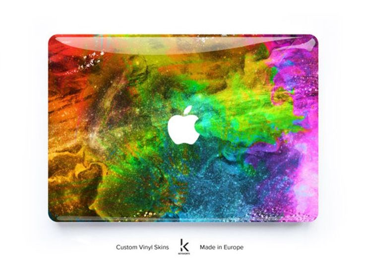 Sanatlı Bi Blog Bu İlgi Çekici Çıkartmalar ile Laptoplarınızı Sanatsal Hale Getirin 22