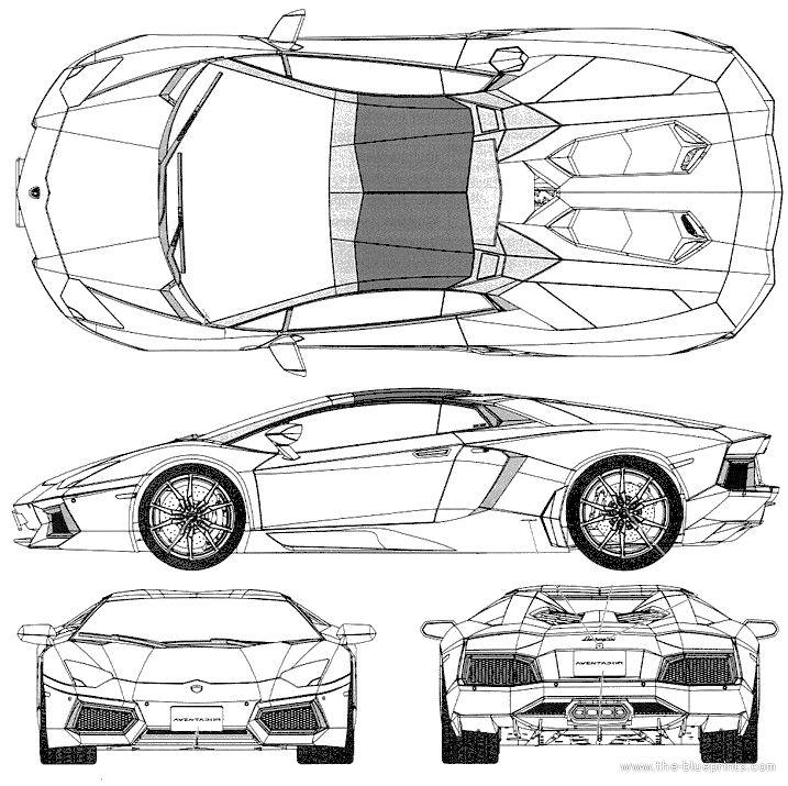 13 best Make mini Lamborghini Aventador images on Pinterest ...
