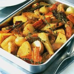 Roast Root Vegetables With Herbs Recipe on Yummly. @yummly #recipe