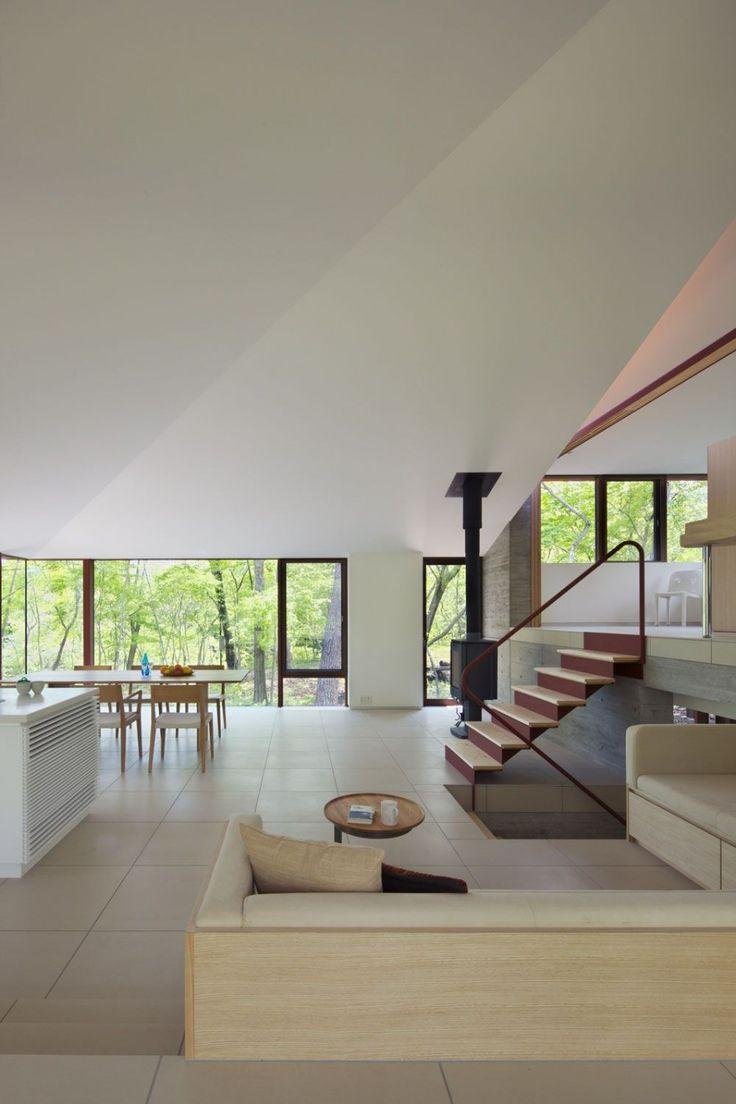Traumhaus inneneinrichtung modern  210 besten Haus Bilder auf Pinterest | Wohnen, Innenarchitektur ...