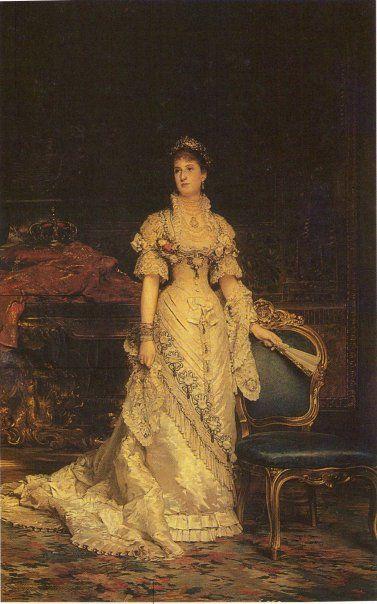 Queen MARGHERITA of Italy (1851-1926)