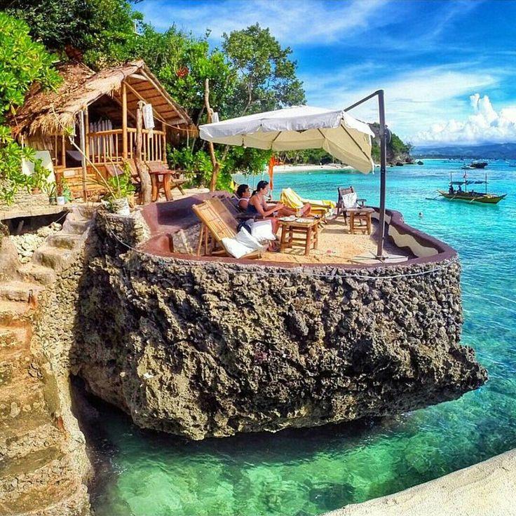 Spider House Resort, Boracay Island, Philippines. ❤️