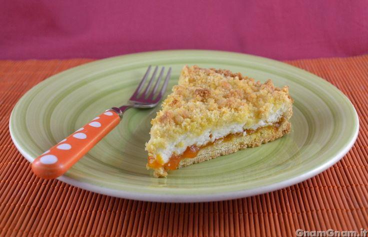 Scopri la ricetta di: Sbriciolata ricotta e marmellata