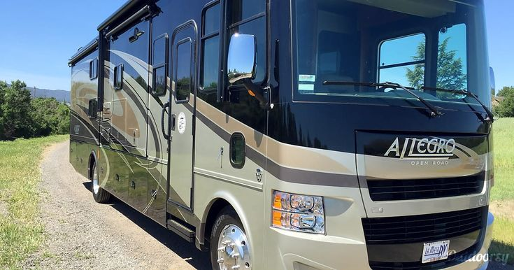 2016 fleetwood excursion motor home class a rental in san