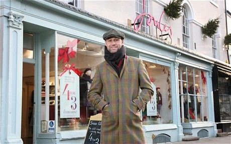 Joules in Market Harborough UK