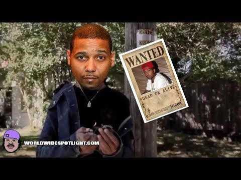 Black Celebrity News - On Friday the cops reviewed some video tape at the Newark Liberty International Airport and realize the person they were looking for was Juelz Santana.  Cops are looking for Juelz Santana for attempting to smuggle a gun through the