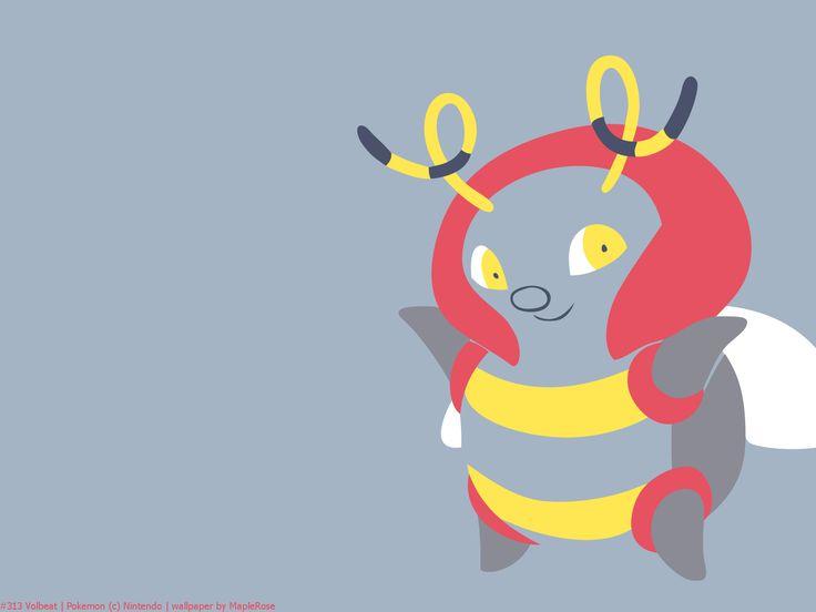 #volbeat #pokemon #anime #pokemon