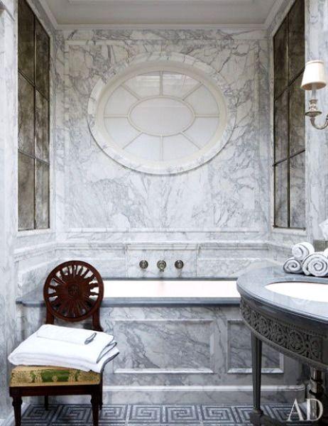 (+1) тема - Роскошные мраморные ванные комнаты | Роскошь и уют
