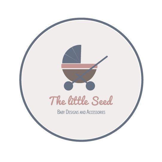 Custom Logo Design personalized Premade Logo and Watermark for Baby Clothing Designers, Baby Furniture Shop owners, Bloggers and any other relevant Small Business owners https://www.etsy.com/au/shop/BlossomBranding?ref=l2-shopheader-name