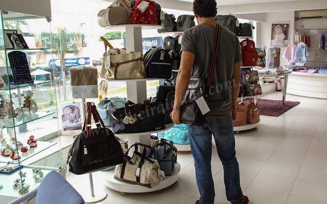 Loja Primeira Idade Bebê e Gestante - www.primeiraidade.com.br site de vendas online: Bolsa para bebê!