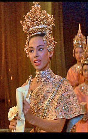 The King and I Rita Moreno | The King And I Tuptim (Rita Moreno) Headpiece : Lot 76