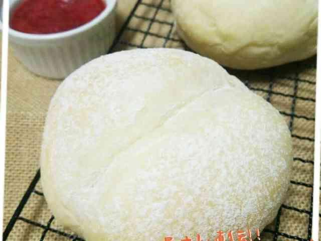 パン屋さん直伝♪手作りふわふわ白パン!!の画像