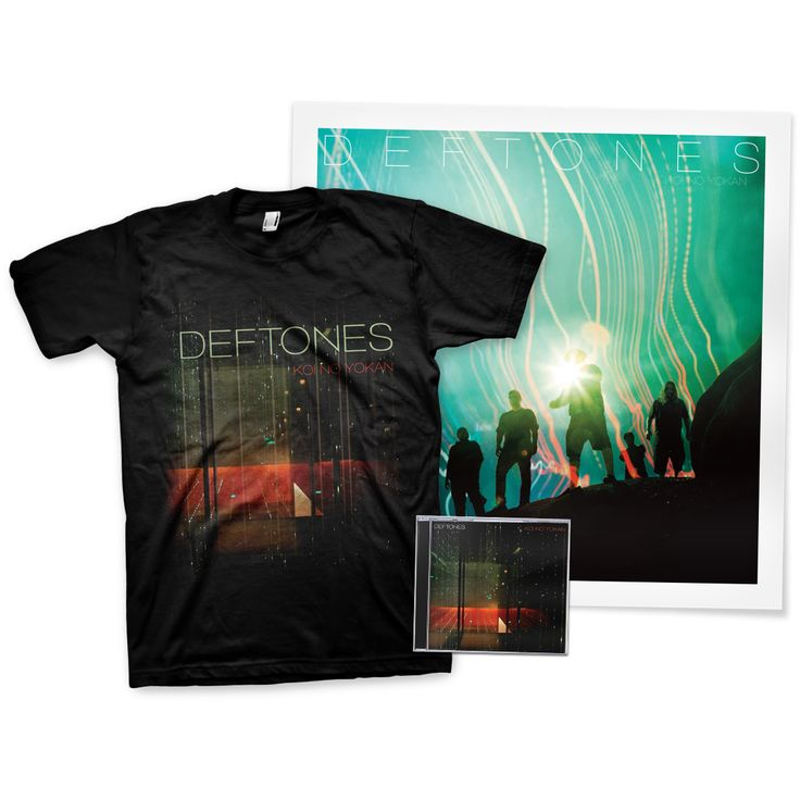 Pretty awesome packagethe lithograph is rad. Hoping this album doesn't disappoint.  Deftones: Koi No Yokan Bundle via www.deftones.com