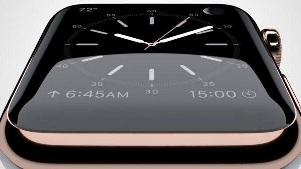 Apple Watch Officially Unveiled