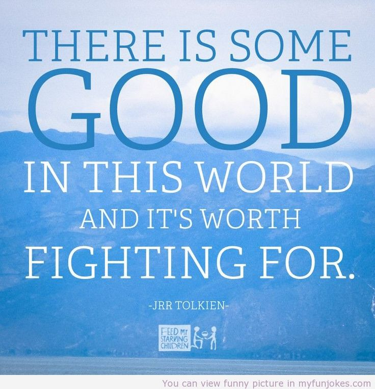Fight For the Good – - funny text jokes  - http://www.myfunjokes.com/funny-sms/fight-for-the-good-funny-text-jokes/