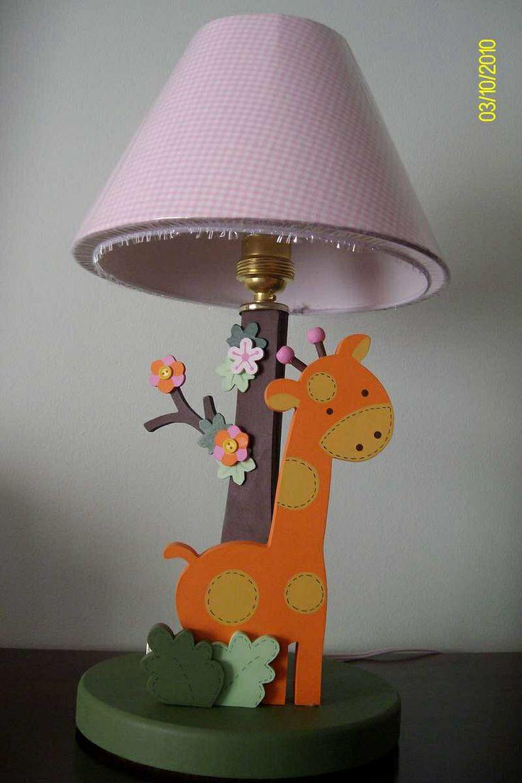 Jungle lamp