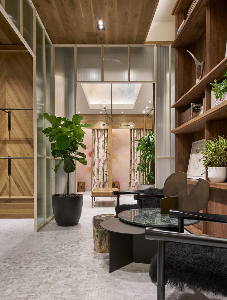 Inside Our New Rush Street Flagship In Chicago