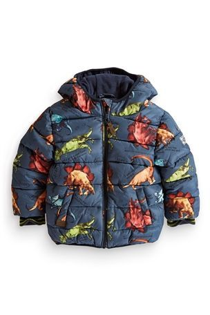 Buy Dino Mid Weight Jacket (3mths-6yrs) from the Next UK online shop