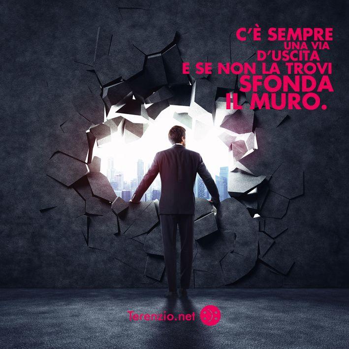 #151 #DaiCheCeLaFacciamo #SeVuoiPuoi  www.terenzio.net