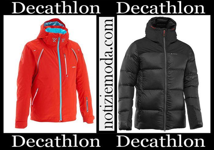 huge selection of d7870 e4930 Piumini Decathlon autunno inverno 2018 2019 uomo nuovi ...