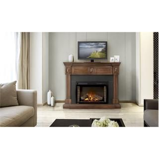"Check out the Napoleon Electric Fireplaces NEFP29-1215BW Braxton 29"" Mantel Package priced at $949.00 at Homeclick.com."