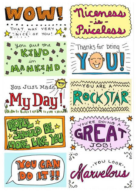 Notes Of Encouragement For Students: 92 Best Encouraging Notes Images On Pinterest