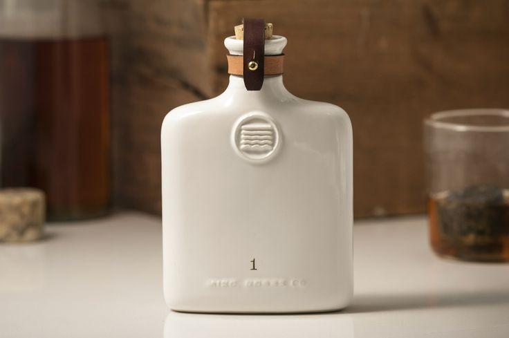 Ceramic Flask | Misc. Goods Co.