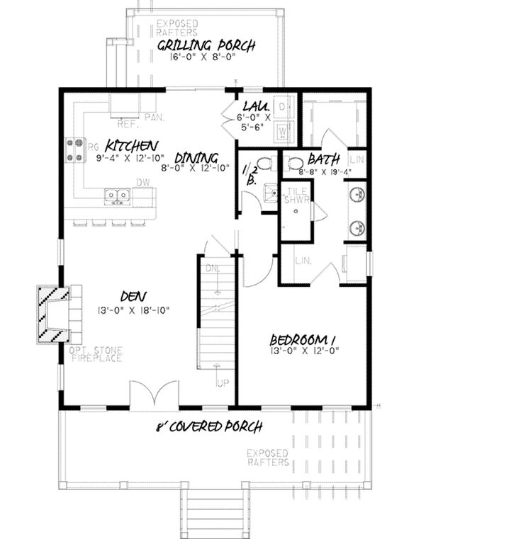 100 Craftsman Mountain House Plan And 201 Best