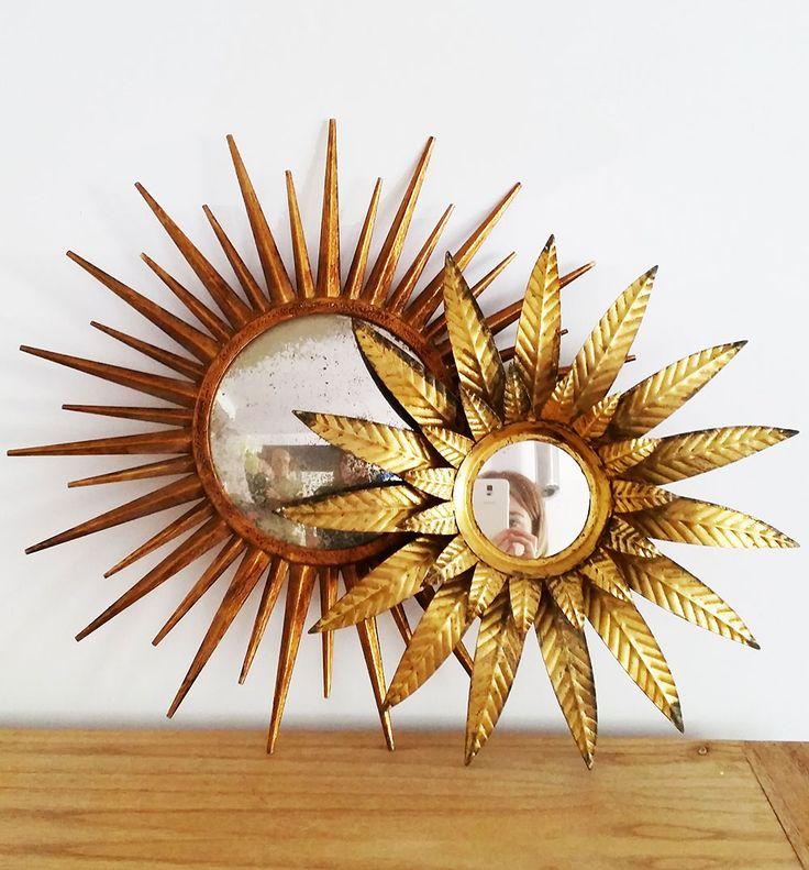 49 best bazar vintage chic objetos decorativos decor for Espejos decorativos
