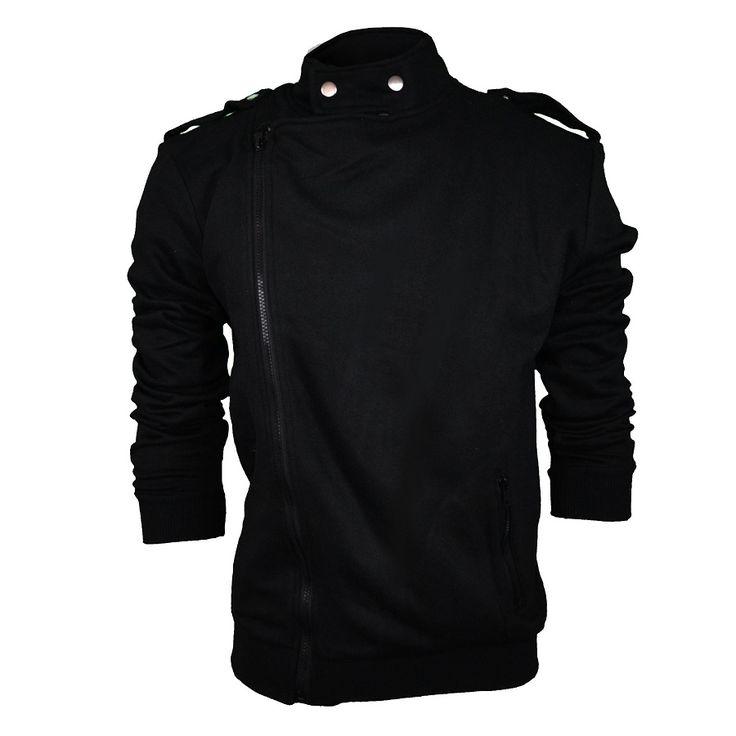 Biker vest black €29,99 Only available on: http://mymenfashion.com/biker-vest-black.html