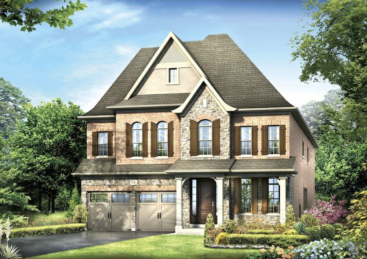 OPUS Homes 43' detached home type