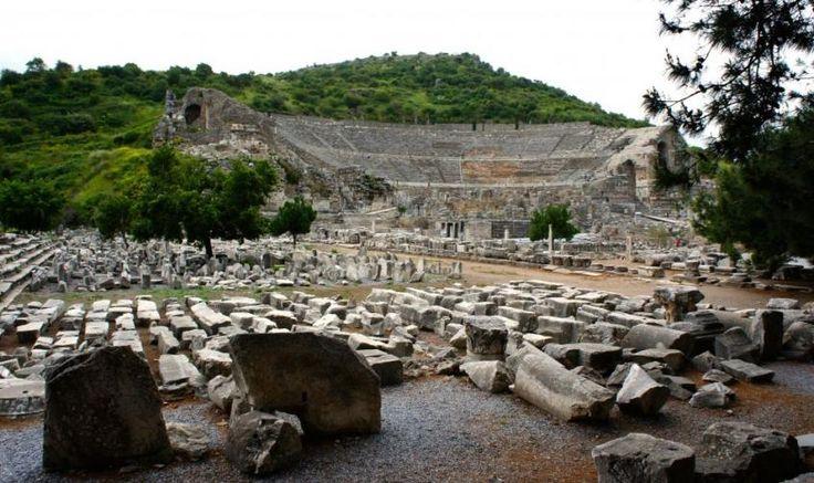 Croisière : A la découverte d'Istanbul, de Kusadasi et de l'antique Ephèse (2/6) | Mer et Marine