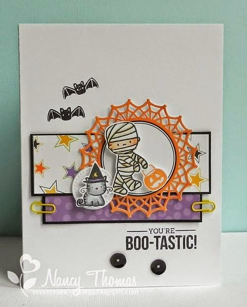 Card Making Inspiration Ideas Part - 15: I Have Another Halloween Card For You Today Using The Freshly Made Sketch  For The Basic Layout.