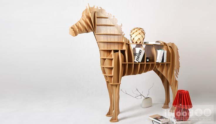 Мебель в виде животных   ART-EL