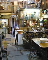 Eight of the best salvage and reclamation yards