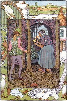 Jorinde und Joringel, Grimms Märchen