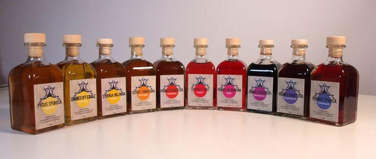 Το Φυτό Με Τη Δαγκάνα homemade liqueur