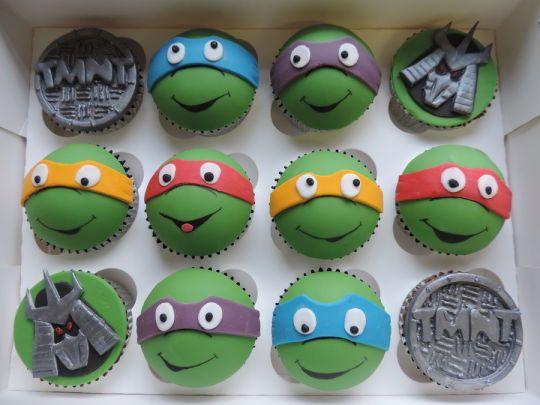 teenage mutant ninja turtles cupcake cake | 514 posts and 46 followers since Nov 2011