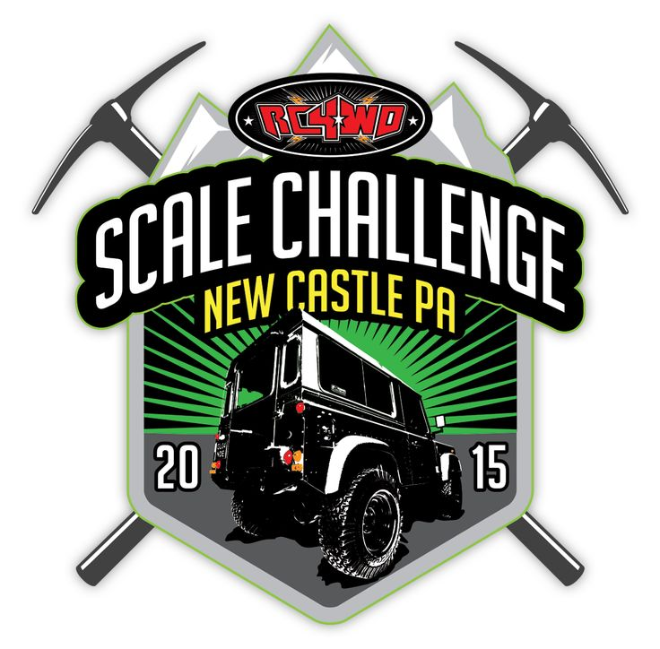 RC4WD Scale Challenge Series - New Castle, PA (East Coast Scale Challenge)   SOLD OUT IN 2 HOURS!!!!!