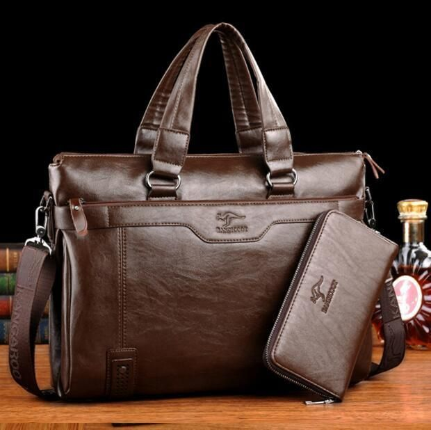 Men Casual Briefcase Business Bag | Furrple