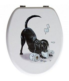 dark grey toilet seat. Loo Prints Puppy Toilet Roll Novelty Seat Best 25  toilet seats ideas on Pinterest Purple things